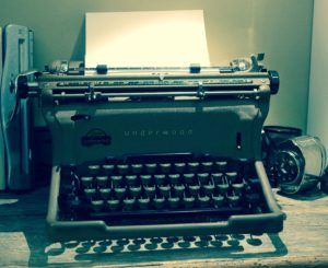 New Year Typewriter – Version 4